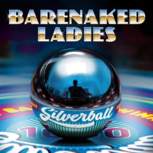 Bare Naked Ladies Silverball